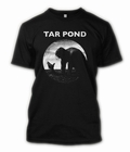 x TAR POND HATE SHIRT