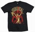 Voodoo Priestess - Men Shirt Schwarz