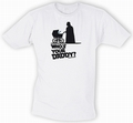 2 x WHO IS YOUR DADDY? T-SHIRT
