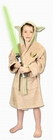 1 x STAR WARS YODA KINDER BADEMANTEL