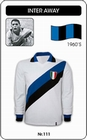 3 x INTER MAILAND - INTER MILANO - TRIKOT