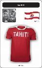Tahiti Retro Trikot