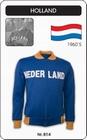 5 x HOLLAND - NIEDERLANDE - NETHERLANDS - RETRO JACKE