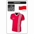 FC Aberdeen 1976/77 - Retro Trikot