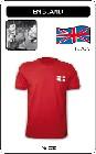 England Retro Trikot