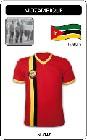 Mosambik Retro Trikot