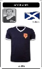 Schottland Retro Trikot