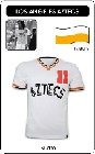 x LOS ANGELES AZTECS RETRO TRIKOT