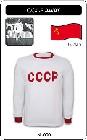 2 x UDSSR - CCCP - RETRO TRIKOT
