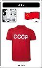 2 x UDSSR RETRO TRIKOT CCCP 1960
