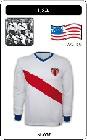 1 x USA RETRO TRIKOT WELTMEISTERSCHAFT 1950