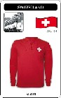 14 x SCHWEIZ - SWITZERLAND - WORLD CUP 1954 - RETRO TRIKOT