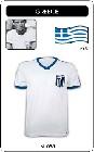 1 x GRIECHENLAND RETRO TRIKOT 1980
