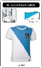 1 x FC KARL MARX STADT RETRO TRIKOT 1976 1977