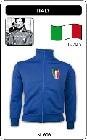 17 x ITALIEN RETRO JACKE - BLAU