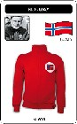 1 x NORWEGEN RETRO JACKE