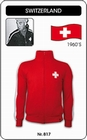 3 x SCHWEIZ - SWITZERLAND - JACKE