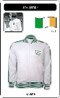 1 x IRLAND RETRO FUSSBALL JACKE