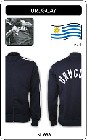 1 x URUGUAY RETRO TRAININGSJACKE