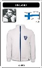 1 x FINNLAND RETRO TRAININGSJACKE