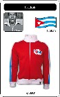 1 x KUBA JACKE RETRO TRAININGSJACKE