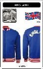 1 x ENGLAND RETRO TRAININGSJACKE