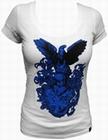 Girl Shirt - Unser Weg - Weiss