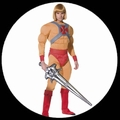 4 x HE-MAN KOST�M - DELUXE (MASTERS OF THE UNIVERSE)