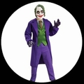 1 x JOKER KINDER KOST�M - BATMAN