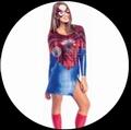 Spidergirl Kostüm