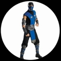 1 x SUB ZERO KOSTM - MORTAL KOMBAT