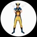 Wolverine Morphsuit - Digitales Kostüm