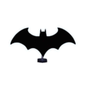 BATMAN ECLIPSE LIGHT - TISCHLAMPE