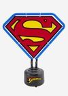DC COMICS SUPERMAN NEON LAMPE