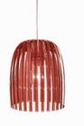 1 x JOSEPHINE LAMPE - ROT (PENDELLEUCHTE) - KOZIOL