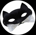 1 x KATZEN MASKE