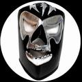 Lucha Libre Maske - El Brujo