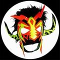Lucha Libre Maske - Psychodelico