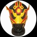 Lucha Libre Maske - ULTIMO GUERRERO