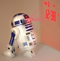 1 x STAR WARS R2D2: R2-D2 WECKER