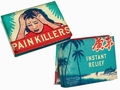 2 x BLECHBOX PAINKILLERS - KLEIN