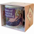 2 x TASSE - QUEEN OF FUCKING EVERYTHING