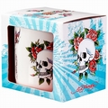 TASSE - ED HARDY - DEATH AND ROSES