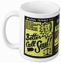 1 x BREAKING BAD TASSE BETTER CALL SAUL