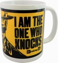 4 x BREAKING BAD TASSE I AM THE ONE WHO KNOCKS