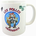 5 x BREAKING BAD TASSE LOS POLLOS HERMANOS