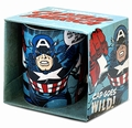 Tasse - Captain America - Cap Goes Wild