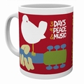 2 x WOODSTOCK TASSE 3 DAYS OF PEACE