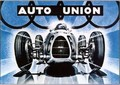 AUDI Auto Union Silberpfeil. Poster