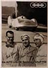 AUDI Auto Union Rosemeyer, Hasse, Müller. Poster